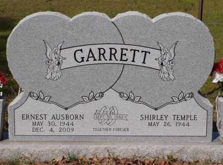 GARRETT, ERNEST AUSBORN - Garland County, Arkansas | ERNEST AUSBORN GARRETT - Arkansas Gravestone Photos