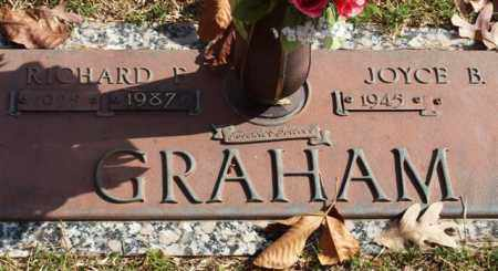 GRAHAM, RICHARD F., DR - Garland County, Arkansas   RICHARD F., DR GRAHAM - Arkansas Gravestone Photos