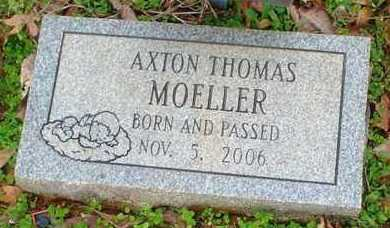 MOELLER, AXTON THOMAS - Garland County, Arkansas   AXTON THOMAS MOELLER - Arkansas Gravestone Photos