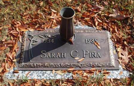 PINA, SARAH C - Garland County, Arkansas   SARAH C PINA - Arkansas Gravestone Photos