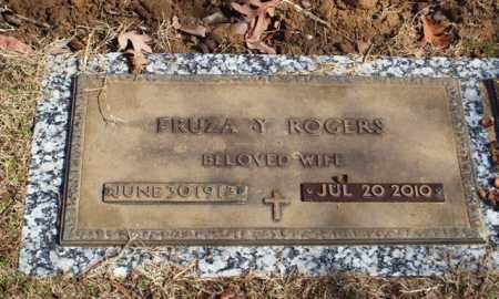 ROGERS, FRUZA - Garland County, Arkansas | FRUZA ROGERS - Arkansas Gravestone Photos