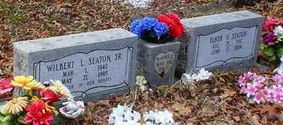 SEATON, SR, WILBERT L - Garland County, Arkansas | WILBERT L SEATON, SR - Arkansas Gravestone Photos