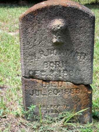 BOWMAN, W R - Grant County, Arkansas | W R BOWMAN - Arkansas Gravestone Photos