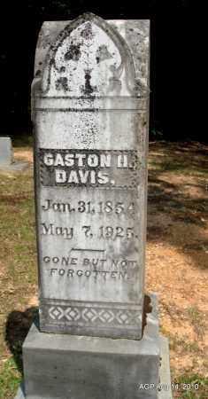 DAVIS, GASTON H - Grant County, Arkansas | GASTON H DAVIS - Arkansas Gravestone Photos