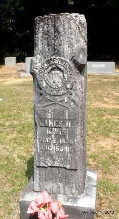 DAVIS, JAMES M - Grant County, Arkansas   JAMES M DAVIS - Arkansas Gravestone Photos