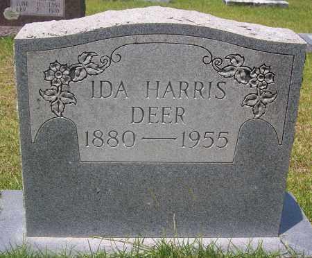 DEER, IDA - Grant County, Arkansas   IDA DEER - Arkansas Gravestone Photos