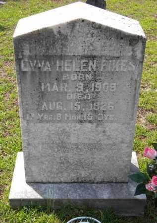 FIKES, EVVA HELEN - Grant County, Arkansas | EVVA HELEN FIKES - Arkansas Gravestone Photos