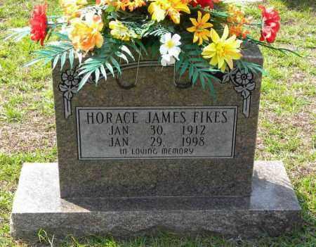 FIKES, HORACE JAMES - Grant County, Arkansas | HORACE JAMES FIKES - Arkansas Gravestone Photos