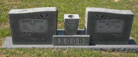 HOOD, ROBERT ROSCOE - Grant County, Arkansas | ROBERT ROSCOE HOOD - Arkansas Gravestone Photos