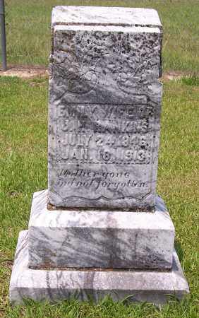 RANKINS, EMILY - Grant County, Arkansas   EMILY RANKINS - Arkansas Gravestone Photos