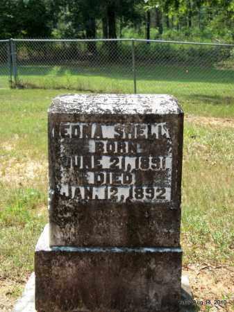 SHELL, EDNA - Grant County, Arkansas | EDNA SHELL - Arkansas Gravestone Photos