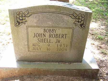 "SHELL, JR., JOHN ROBERT ""BOBBY"" - Grant County, Arkansas | JOHN ROBERT ""BOBBY"" SHELL, JR. - Arkansas Gravestone Photos"