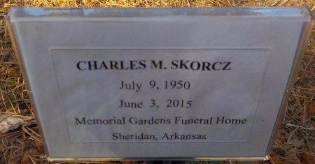 SKORCZ, CHARLES M - Grant County, Arkansas   CHARLES M SKORCZ - Arkansas Gravestone Photos