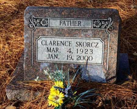 SKORCZ, CLARENCE - Grant County, Arkansas | CLARENCE SKORCZ - Arkansas Gravestone Photos