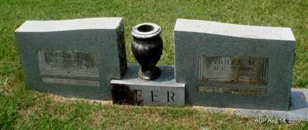 TEER, BROSE D - Grant County, Arkansas   BROSE D TEER - Arkansas Gravestone Photos