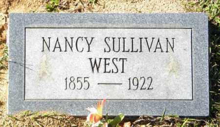WEST, NANCY - Grant County, Arkansas   NANCY WEST - Arkansas Gravestone Photos