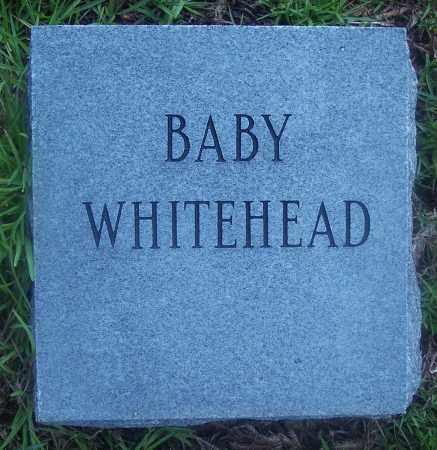 WHITEHEAD, BABY - Grant County, Arkansas | BABY WHITEHEAD - Arkansas Gravestone Photos