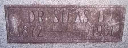 WHITEHEAD, DR, SILAS H (CLOSE UP) - Grant County, Arkansas | SILAS H (CLOSE UP) WHITEHEAD, DR - Arkansas Gravestone Photos