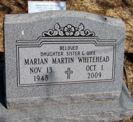 WHITEHEAD, MARIAN - Grant County, Arkansas | MARIAN WHITEHEAD - Arkansas Gravestone Photos