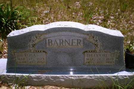 BARNER, ROSA - Greene County, Arkansas   ROSA BARNER - Arkansas Gravestone Photos
