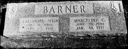 BARNER, MARCELINE C. - Greene County, Arkansas | MARCELINE C. BARNER - Arkansas Gravestone Photos