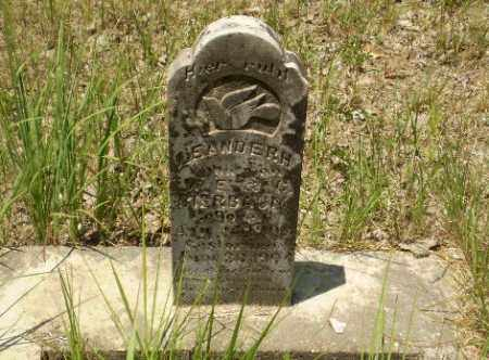 BIERBAUM, LEANDER H. - Greene County, Arkansas | LEANDER H. BIERBAUM - Arkansas Gravestone Photos