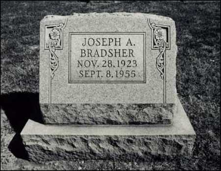 BRADSHER, JOSEPH A. - Greene County, Arkansas | JOSEPH A. BRADSHER - Arkansas Gravestone Photos