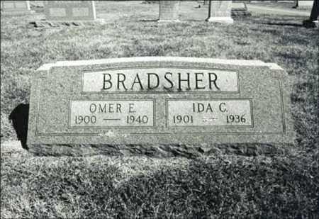 BRADSHER, IDA C. - Greene County, Arkansas   IDA C. BRADSHER - Arkansas Gravestone Photos