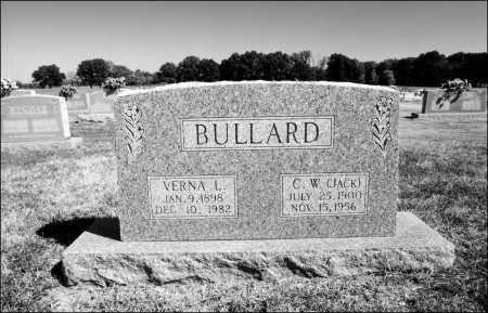 BULLARD, C.W. (JACK) - Greene County, Arkansas | C.W. (JACK) BULLARD - Arkansas Gravestone Photos