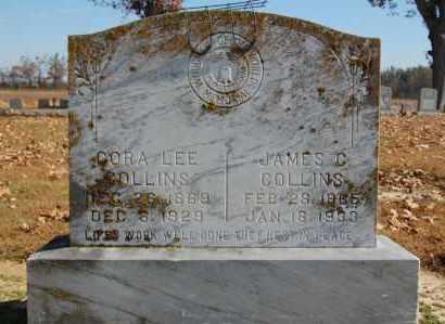 COLLINS, CORA LEE - Greene County, Arkansas | CORA LEE COLLINS - Arkansas Gravestone Photos