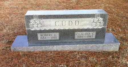CUDD, ROBERT L - Greene County, Arkansas | ROBERT L CUDD - Arkansas Gravestone Photos