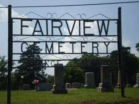 *FAIRVIEW CEMETERY, SIGN - Greene County, Arkansas   SIGN *FAIRVIEW CEMETERY - Arkansas Gravestone Photos