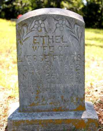 FEARS, ETHEL - Greene County, Arkansas | ETHEL FEARS - Arkansas Gravestone Photos