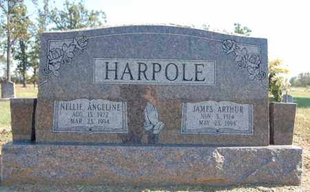 HARPOLE, NELLIE ANGELINE - Greene County, Arkansas | NELLIE ANGELINE HARPOLE - Arkansas Gravestone Photos