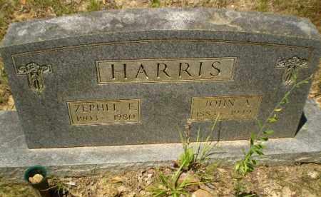 HARRIS, JOHN A - Greene County, Arkansas   JOHN A HARRIS - Arkansas Gravestone Photos