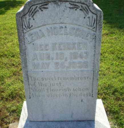 KEISKER HOELSCHEY, LENA - Greene County, Arkansas | LENA KEISKER HOELSCHEY - Arkansas Gravestone Photos