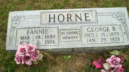 HORNE, GEORGE R. - Greene County, Arkansas   GEORGE R. HORNE - Arkansas Gravestone Photos