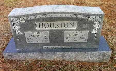 HOUSTON, FANNIE B - Greene County, Arkansas | FANNIE B HOUSTON - Arkansas Gravestone Photos
