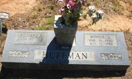 SISCO HUFFMAN, MINNIE G. - Greene County, Arkansas | MINNIE G. SISCO HUFFMAN - Arkansas Gravestone Photos