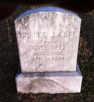 LIGGETT, GRACE L. - Greene County, Arkansas | GRACE L. LIGGETT - Arkansas Gravestone Photos
