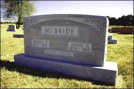 MCBRIDE, DANIEL S.(VESS) - Greene County, Arkansas | DANIEL S.(VESS) MCBRIDE - Arkansas Gravestone Photos
