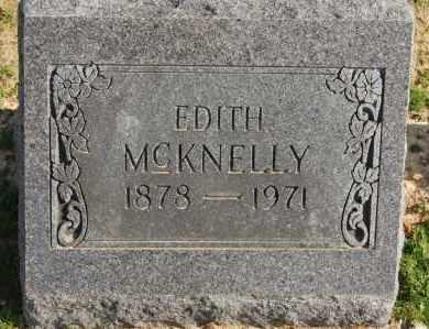 MCKNELLY, EDITH - Greene County, Arkansas | EDITH MCKNELLY - Arkansas Gravestone Photos