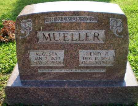 MUELLER, AUGUSTA - Greene County, Arkansas   AUGUSTA MUELLER - Arkansas Gravestone Photos