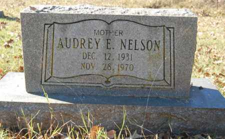 NELSON, AUDREY E. - Greene County, Arkansas | AUDREY E. NELSON - Arkansas Gravestone Photos