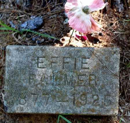 PALMER, EFFIE - Greene County, Arkansas   EFFIE PALMER - Arkansas Gravestone Photos