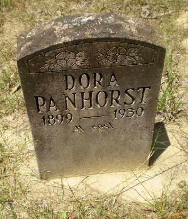 PANHORST, DORA - Greene County, Arkansas   DORA PANHORST - Arkansas Gravestone Photos
