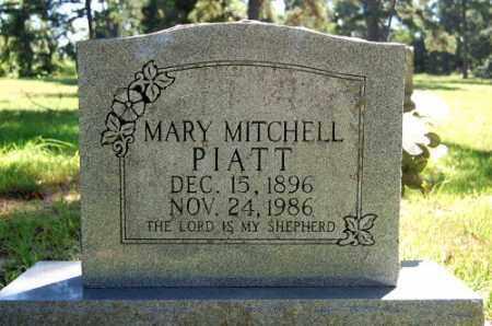 PIATT, MARY - Greene County, Arkansas | MARY PIATT - Arkansas Gravestone Photos