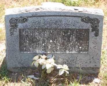 RODGERS, ROBERT M. - Greene County, Arkansas | ROBERT M. RODGERS - Arkansas Gravestone Photos