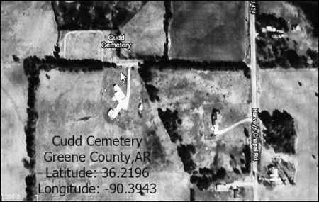 *SATELITE IMAGE,  - Greene County, Arkansas |  *SATELITE IMAGE - Arkansas Gravestone Photos