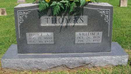 THOMAS, EUNICE - Greene County, Arkansas | EUNICE THOMAS - Arkansas Gravestone Photos